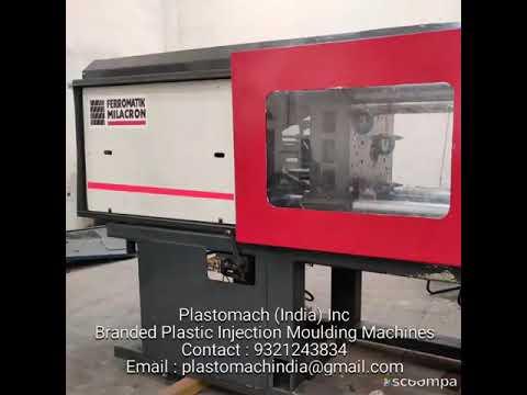 Ferromatik Milacron Injection Molding Machine