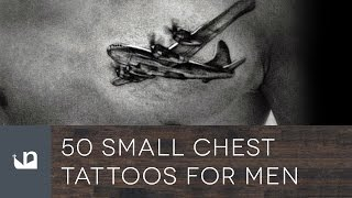 50 Small Chest Tattoos For Men