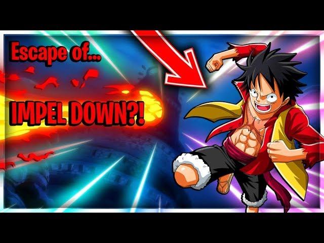 ONE PIECE IMPEL DOWN
