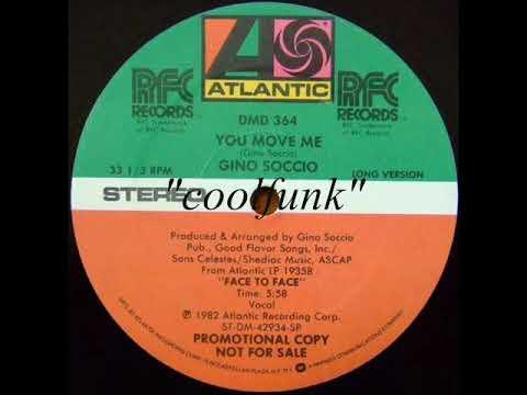 "Gino Soccio - You Move Me (12"" Extended 1982)"