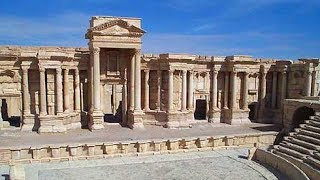 preview picture of video '6. Jordan: Jerash'
