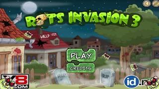 НАШЕСТВИЕ ЗОМБИ КРЫС 3  #4 СПАСАЕМ СВОЙ ДОМ  Игровой мультик Rats Invasion 3