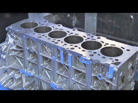 Фото к видео: BMW Diesel Engines Production