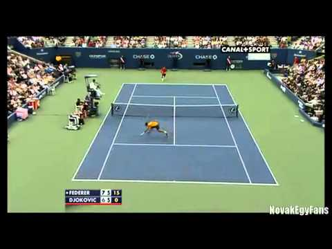 Những khoảnh khắc hài hước nhất của Novak Djokovic - phần 3