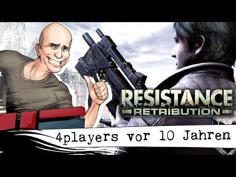 4Players vor zehn Jahren | Resistance Retribution: Der beste Shooter für die PSP