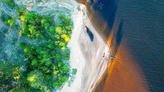 Рыбалка с берега в ленобласти
