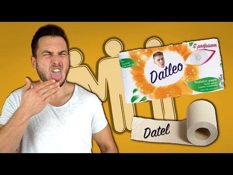 ŠVÉDSKÁ TROJKA | Datlův toaletní papír!