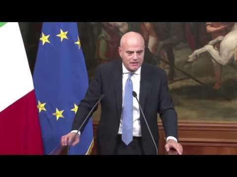 Progetto Italia - Claudio Descalzi   Eni Video Channel
