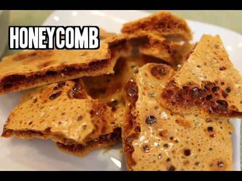 Video How to make Honeycomb - 2 Ingredient Dessert