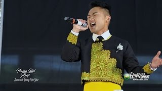 SUAB HMONG ENTERTAINMENT:  Phoua Vue Singing Competition at 2017 Hmong Idol in Sacramento HNY