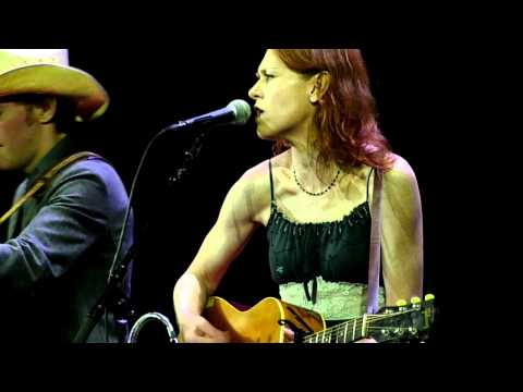 Gillian Welch - The way that it goes @ Cirkus, Stockholm, Sweden, 2011-11-02