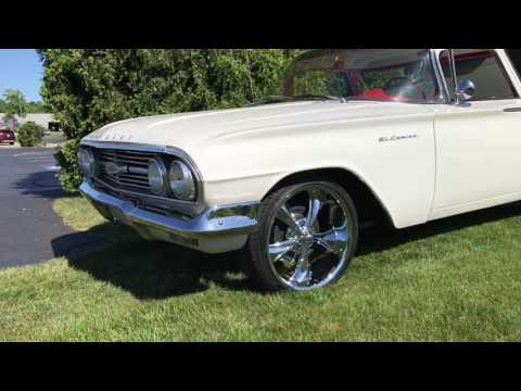 1960 Chevrolet El Camino  for Sale - CC-995205