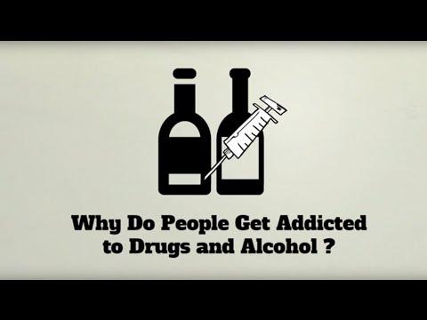 Ampolla da alcolismo in Donetsk