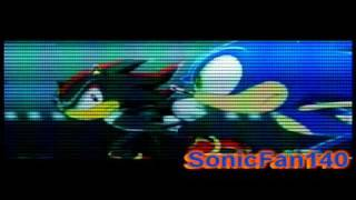 Sonic VS Shadow - You're going down
