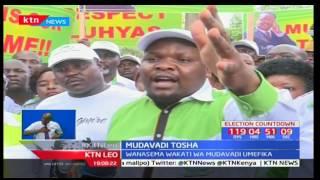 Wafuasi wa chama cha ANC wasema wakati wa Musalia Mudavadi umefika kuwa rais