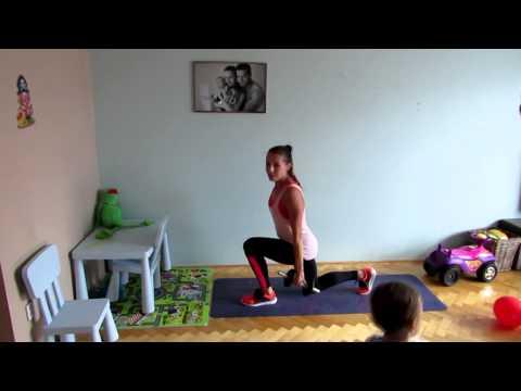 Ćwiczenia gimnastyczne na grupę mięśniową