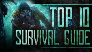 Top 10 Ways To BEAT SURVIVAL - Upper Echelon Guides