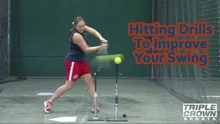 Hitting Drill To Improve Your Swing - TCS Training Tips