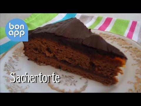 Торт Захер (Sachertorte) - Оригинальные рецепты