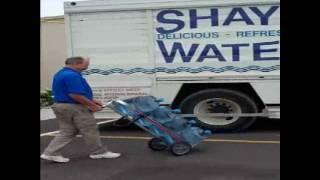 Trayless Bottled Water Truck Video