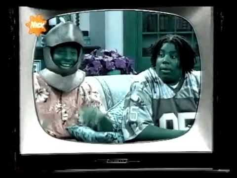 Nickelodeon Watch Your Own Week UK 2002 Promo