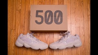 The Ugly Duckling of Yeezys    Adidas Yeezy 500 'Blush' by Kanye West Review and On Feet