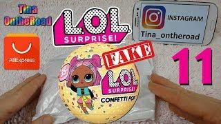 LOL Surprise FAKE, Tarocche Da Aliexpress N°11!
