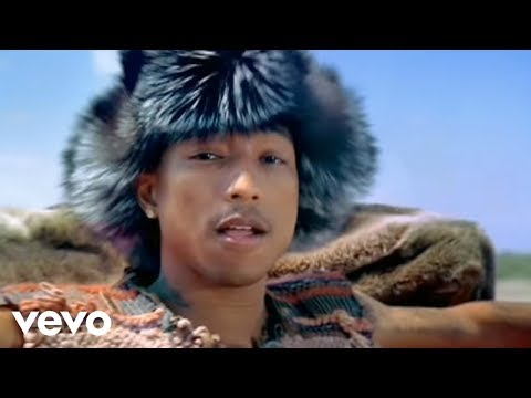 N.E.R.D. - Hot-n-Fun ft. Nelly Furtado (Official Video)