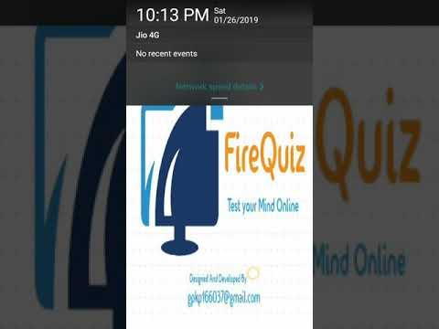 Quiz app using Firebase in Sketchware - смотреть онлайн на