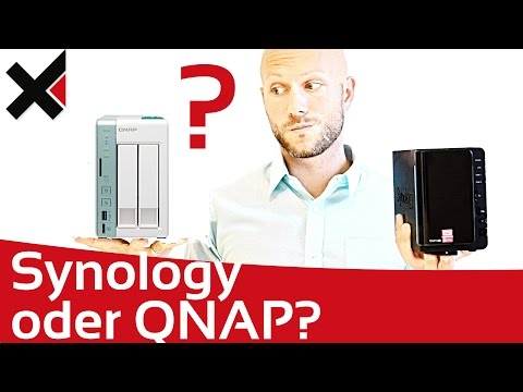 Synology DS216+II oder QNAP TS-251A? Ein Vergleich für Privatanwender | iDomiX