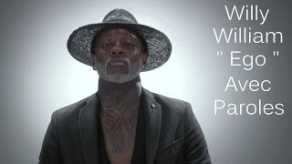 Willy William   Ego ( Paroles )