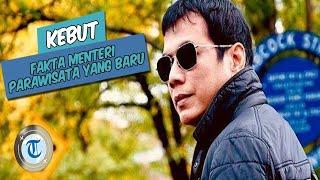 KEBUT   Wishnutama, Menteri Pariwisata dan Ekonomi Kreatif Kabinet Indonesia Maju Jokowi-Ma'ruf