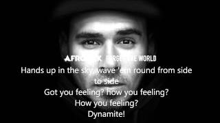 Afrojack Ft. Snoop Dogg - Dynamite [Lyrics On Screen]
