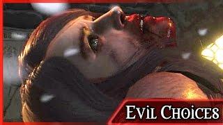 Witcher 3: Keira Metz Impaled on a Stake #60