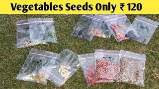 Best Seeds for Summer Vegetables