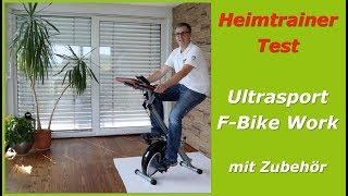 Ultrasport F-Bike Heimtrainer im Test