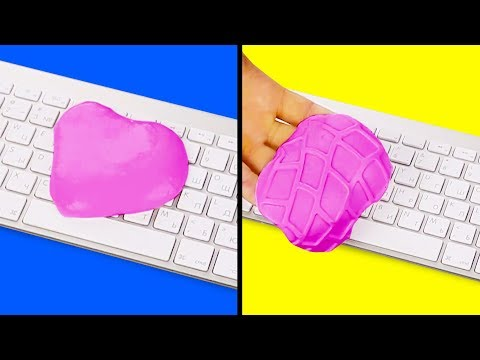 40 OFFICE LIFE HACKS AND DIYs