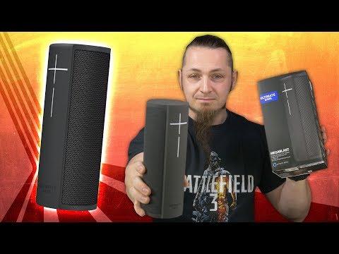 Der lauteste, mobile Lautsprecher? 🔈💥 UE MEGABLAST [Review, Technik, German, Deutsch]