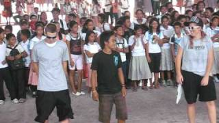 doing the cupid shuffle in philippines