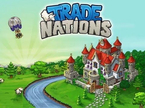 Trade Nations IOS