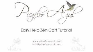 Easy Help Zen Cart Tutorial: First Steps, Setup Languages