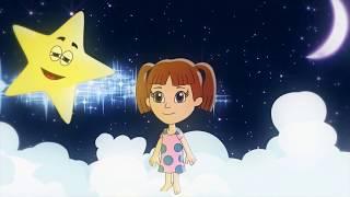 Twinkle Little Star Karaoke With Lyrics
