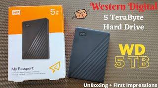 WD 5TB HardDisk