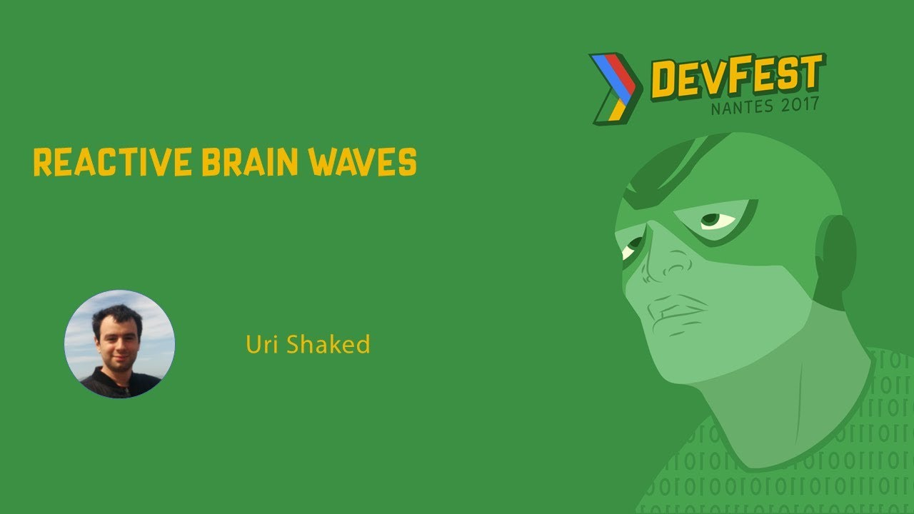 Reactive Brain Waves