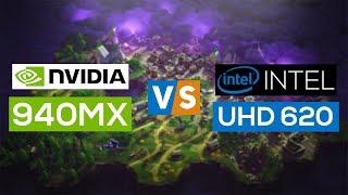 intel hd graphics 620 vs gtx 1050 ti - TH-Clip