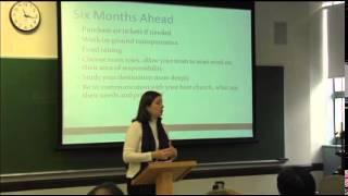 Rev. Lisa Beth White on Short Term Mission Trips