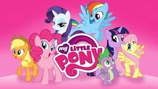 Пони мультик игра для девочек 1 серия / Pony cartoon game for girls series 1