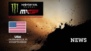 NEWS HIGHLIGHTS - Monster Energy MXGP of USA 2017