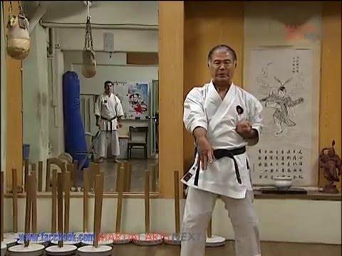 Kata Tensho Goju-Ryu