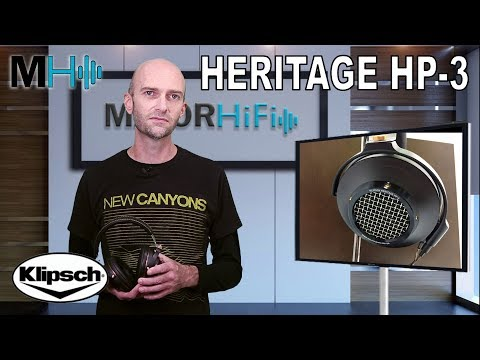 KLIPSCH HERITAGE HP-3 Review – Best Audiophile Headphone